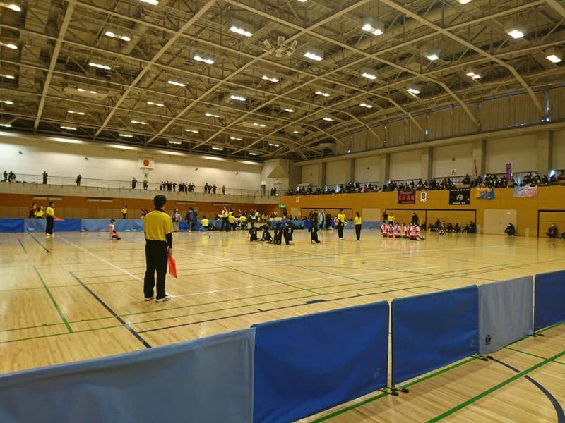 第47回 群馬県レクリエーション大会 ジュニア・中高生及び社会人ドッジボール選手権