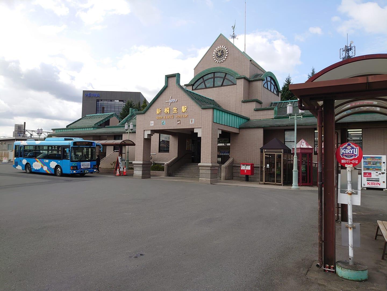 新桐生駅バリアフリー化